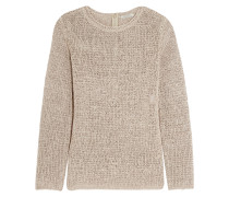 Knitted Sweater Beige