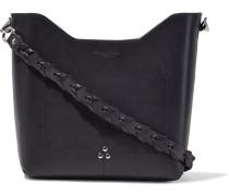 Pierre Leather Shoulder Bag