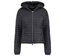 Sosandra hooded quilted shell jacket