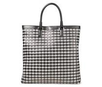Mosaico Tote Bag aus Leder