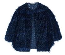 Fil coupé organza jacket