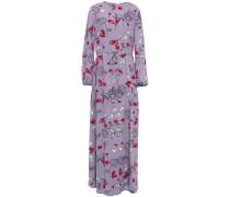 Janice Floral-print Crepe Maxi Dress
