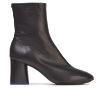 Fei Leather Ankle Boots