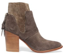 Gianna suede ankle boots
