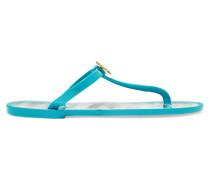 Rubber Sandals Türkis