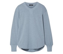 Organic Cotton-jersey Sweatshirt