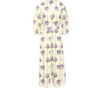 Ludmilla California Cotton-poplin Midi Dress