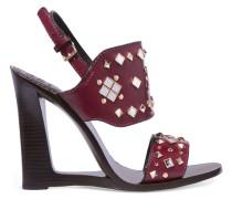 Kingsbridge Studded Leather Sandals Rot