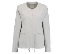 Shell Jacket Hellgrau