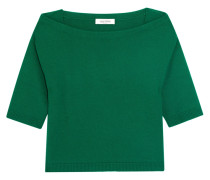 Cashmere Sweater Dunkelgrün
