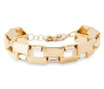 farbenes Armband mit Kristallen
