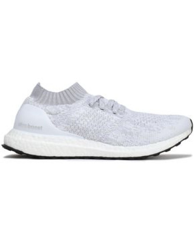 Stretch-knit Sneakers Light Gray