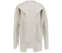 Knitted Wool Cardigan Stein