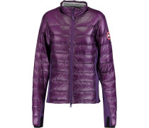 Hybridge Lite Quilted Shell Down Jacket Lila