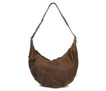 William Pebbled-leather Shoulder Bag