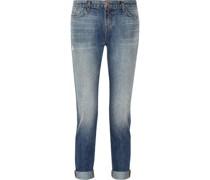 Jake Faded Boyfriend Jeans