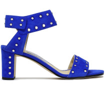 Veto 65 Studded Suede Sandals