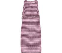 Jacquard Mini Dress Pink