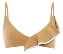Ruffled Bikini Top