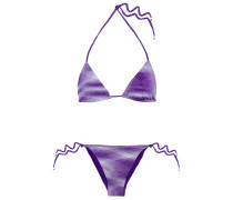 Mare Crochet-knit Triangle Bikini