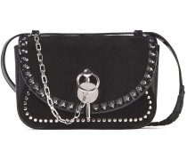 Sporran Midi Keyts Suede Shoulder Bag