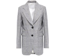 Reynald Prince Of Wales Checked Woven Blazer