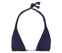 Bahamas Triangel-bikini-oberteil mit Verzierung