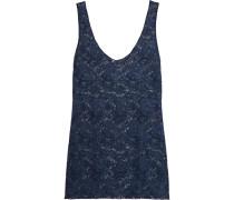 Lace Camisole Mitternachtsblau