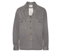 Denim Shirt Grau