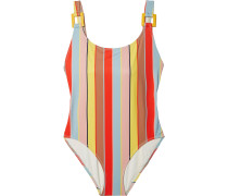 The Stella Striped Swimsuit