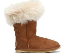 Foxy Shearling Boots