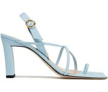Elza Slingback-sandalen aus Leder