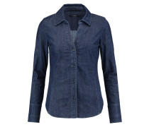 Adina Denim Shirt Dunkler Denim