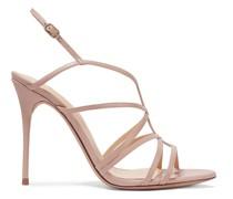 Paola Slingback-sandalen aus Leder