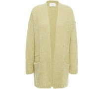 Brushed Knitted Cardigan