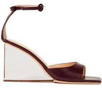 Dima Leather Sandals
