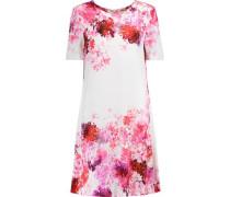 Dixie printed crepe dress