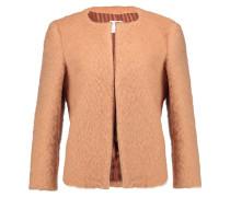 Wool-blend Jacket Pastellorange
