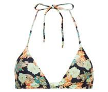Camilla Triangel-bikini-oberteil mit Floralem Print
