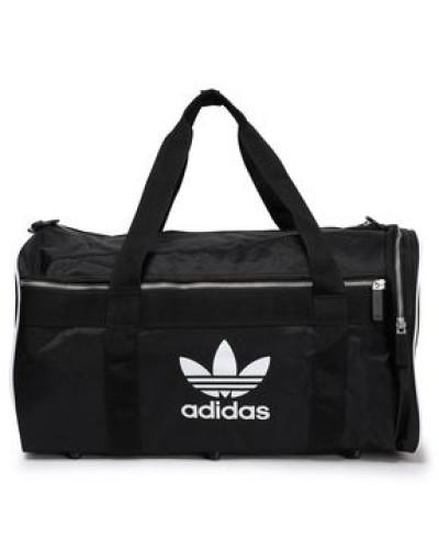 Printed Shell Gym Bag Black Size --