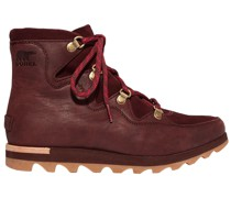 Nubuck Ankle Boots