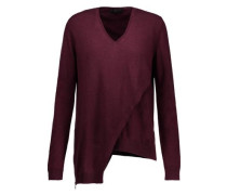 Lennox asymmetric wool sweater
