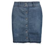 Cesaire Stretch-denim Mini Skirt Mittelblauer Denim