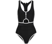 Cutout Scuba Swimsuit