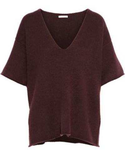 Cashmere Sweater Grape