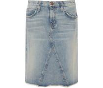 The Reworked denim skirt