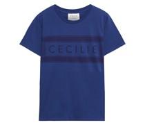 Simone T-shirt aus Biobaumwoll-jersey mit Print