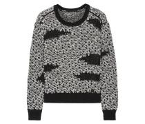 Mae Chunky-knit Sweater Schwarz