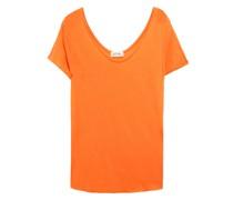 T-shirt aus Supima®-baumwoll-jersey