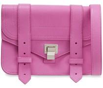 Ps1+ Mini Textured-leather Shoulder Bag